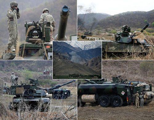 Mỹ đang âm thầm chuẩn bị cho chiến tranh Triều Tiên? - Ảnh 1