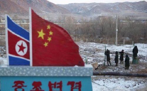 Mỹ mạnh tay trừng phạt Trung Quốc vì liên quan đến Triều Tiên - Ảnh 1