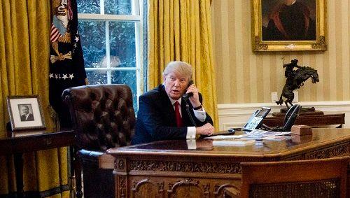 """Ông Trump kêu gọi Thổ Nhĩ Kỳ """"thận trọng"""", đừng 'đụng' tới lực lượng Mỹ ở Syria - Ảnh 1"""