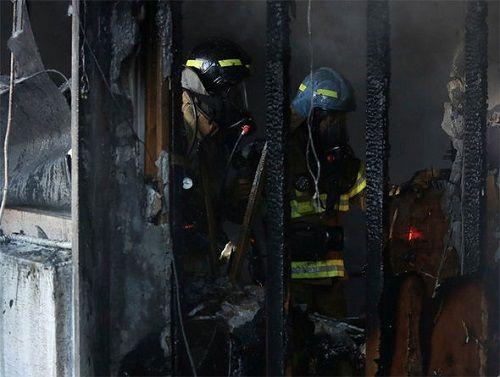 Hiện trường vụ cháy bệnh viện ở Hàn Quốc khiến 31 người thiệt mạng - Ảnh 4