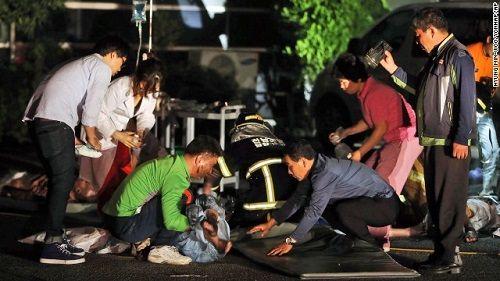 Hiện trường vụ cháy bệnh viện ở Hàn Quốc khiến 31 người thiệt mạng - Ảnh 5