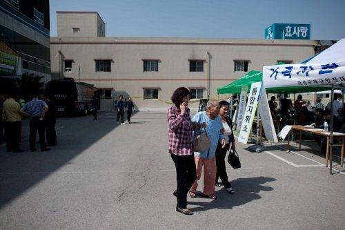 Hiện trường vụ cháy bệnh viện ở Hàn Quốc khiến 31 người thiệt mạng - Ảnh 6