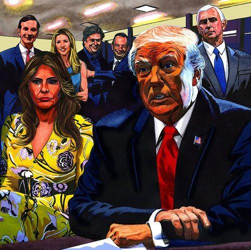 """Những """"thâm cung bí sử"""" được tiết lộ trong cuốn sách mới về ông Trump - Ảnh 2"""