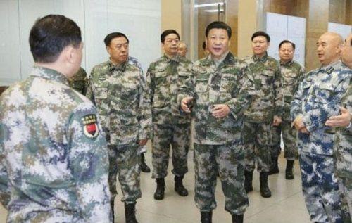 Hé lộ hầm trú ẩn hạt nhân của lãnh đạo hàng đầu Trung Quốc - Ảnh 2