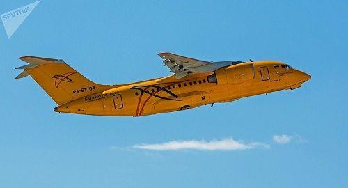 Vụ máy bay Nga gặp nạn khiến 71 người chết: Rơi với vận tốc kinh hoàng - Ảnh 1