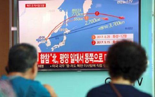 Nhật Bản đề xuất đóng băng chương trình hạt nhân Triều Tiên - Ảnh 1