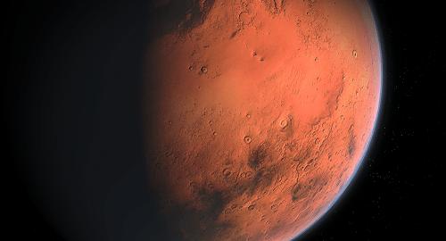 """Sao Hỏa """"giấu"""" các lớp băng dày ngay dưới bề mặt - Ảnh 1"""