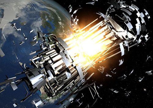 Trung Quốc muốn dùng tia laser tiêu hủy rác trong vũ trụ - Ảnh 1