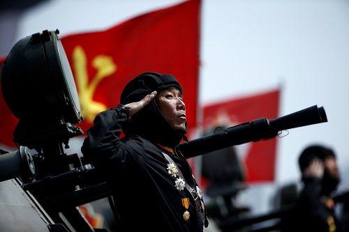 Vũ khí bí mật của Triều Tiên: Các căn cứ ngầm dưới lòng đất - Ảnh 1