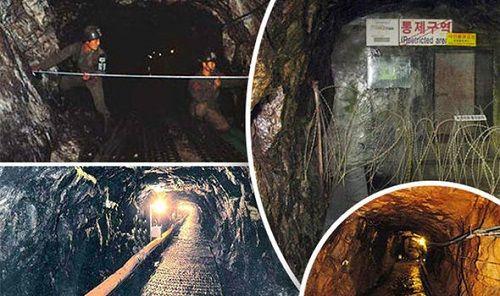 Vũ khí bí mật của Triều Tiên: Các căn cứ ngầm dưới lòng đất - Ảnh 2