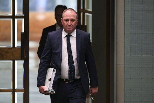 Chính phủ Úc lao đao vì bê bối tình dục của Phó Thủ tướng  - Ảnh 1