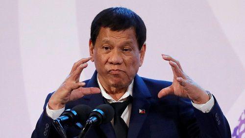 """Philippines giận dữ vì tình báo Mỹ gọi Tổng thống Duterte là """"mối đe dọa với dân chủ"""" - Ảnh 1"""