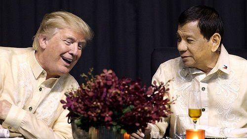 """Philippines giận dữ vì tình báo Mỹ gọi Tổng thống Duterte là """"mối đe dọa với dân chủ"""" - Ảnh 2"""
