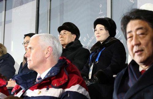 """Phó Tổng thống Mỹ """"suýt"""" hội đàm với phái đoàn Triều Tiên tại Hàn Quốc? - Ảnh 1"""