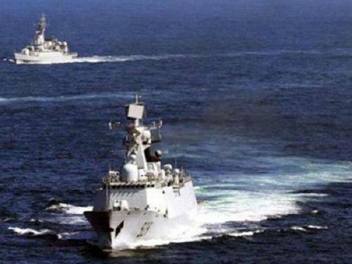 Trung Quốc đưa tàu chiến vào Ấn Độ Dương trong bối cảnh khủng hoảng ở Maldives - Ảnh 1