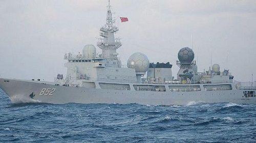Ấn Độ triển khai 8 tàu chiến đến Ấn Độ Dương để theo dõi tàu Trung Quốc - Ảnh 1