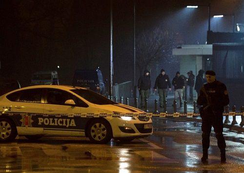 Đại sứ quán Mỹ ở Montenegro bị tấn công bằng thiết bị nổ  - Ảnh 1