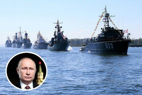 Nga triển khai 20 tàu chiến đến biển Baltic để 'dằn mặt' NATO  - Ảnh 1