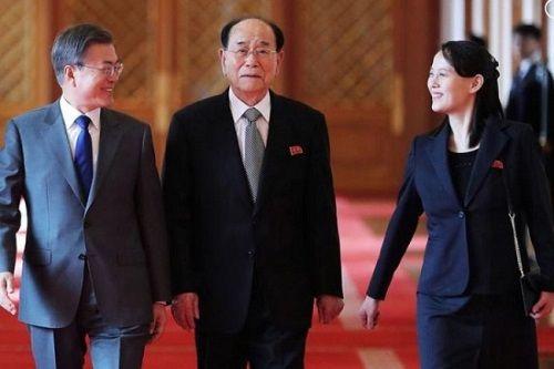 Vì sao Triều Tiên mời Tổng thống Hàn Quốc tới thăm Bình Nhưỡng? - Ảnh 1