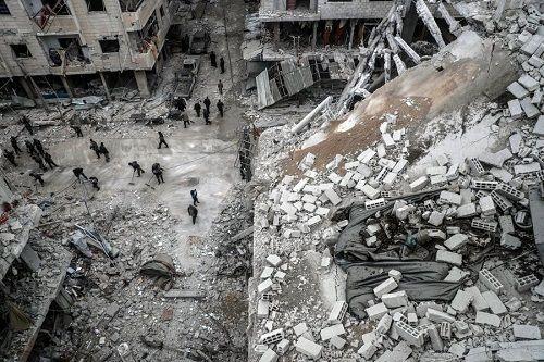 Nga đã thử nghiệm hơn 200 vũ khí mới ở Syria? - Ảnh 1