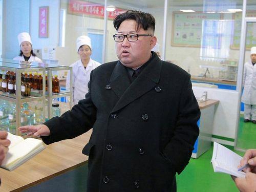 """Phái đoàn Triều Tiên bay tới Nga để """"đàm phán hợp tác song phương"""" - Ảnh 1"""