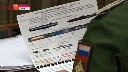 Mỹ tố Nga âm thầm phát triển ngư lôi hạt nhân dưới đáy biển - Ảnh 2