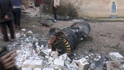 Vụ Su-25: Chính phủ Syria bị cáo buộc rải khí độc trả đũa khiến dân thường bị thương - Ảnh 1