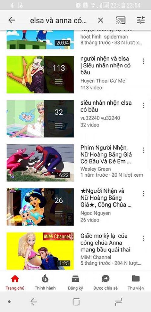 Góc khuất phía sau những đoạn phim hoạt hình phản cảm cho trẻ em trên Youtube - Ảnh 2