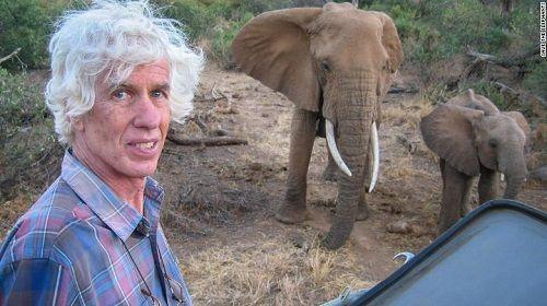 Nhà điều tra hoạt động buôn lậu ngà voi, sừng tê giác hàng đầu bị sát hại - Ảnh 1