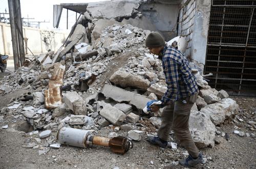 Nga bị cáo buộc không kích trả đũa vụ Su-25 khiến 29 dân thường Syria thiệt mạng - Ảnh 1