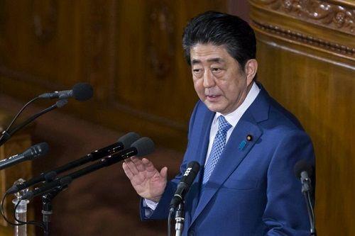 Thủ tướng Nhật Bản cam kết di chuyển căn cứ Mỹ ở Okinawa - Ảnh 1