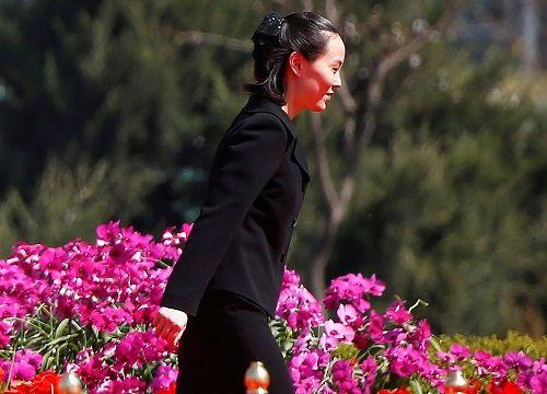 Hé lộ thông tin về người em gái được ông Kim Jong-un cử đến Hàn Quốc - Ảnh 1