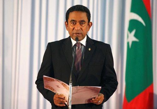 Maldives cử đại sứ sang Trung Quốc trong bối cảnh khủng hoảng chính trị - Ảnh 1