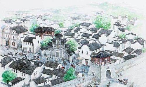 """Trung Quốc: Thành phố cổ đồ sộ còn nguyên vẹn sau 50 năm """"nằm yên"""" dưới nước - Ảnh 2"""