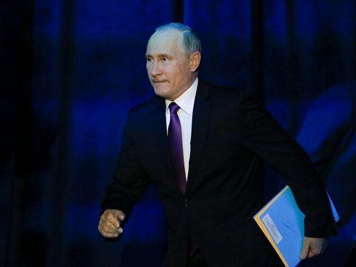 7 ứng cử viên đối thủ của Tổng thống Nga Vladimir Putin  - Ảnh 1
