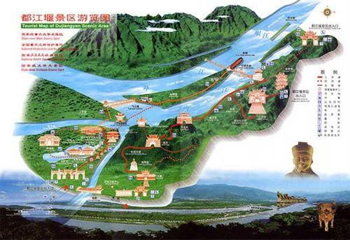 Hệ thống thủy lợi 2.200 năm tuổi vẫn được sử dụng tại Trung Quốc cho đến ngày nay - Ảnh 4