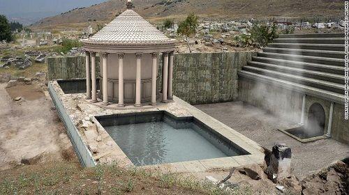 Tiết lộ những bí ẩn của 'cánh cổng địa ngục' La Mã - Ảnh 1