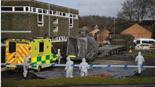 Cảnh sát Anh xác định hơn 200 nhân chứng trong vụ đầu độc gián điệp Nga - Ảnh 1