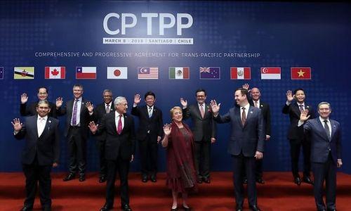 CPTPP vắng Mỹ: Châu Á không còn nằm dưới đôi cánh đại bàng - Ảnh 1