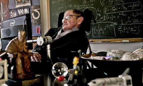 Nhà Vật lý học thiên tài Stephen Hawking qua đời ở tuổi 76 - Ảnh 1