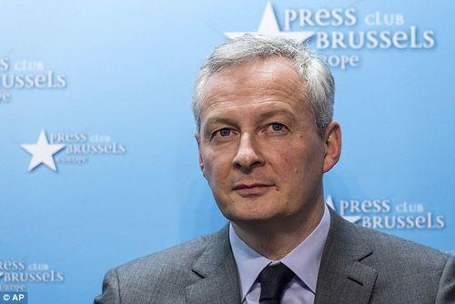 """Pháp lên kế hoạch khởi kiện hai """"ông kẹ"""" Google và Apple - Ảnh 1"""
