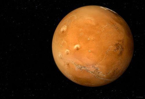 """Tổng thống Putin: Nga sẽ """"chiếm cứ"""" Sao Hỏa trong năm tới - Ảnh 1"""