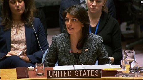 Đại sứ Mỹ tại LHQ: Nga có thể dùng vũ khí hóa học cả ở New York - Ảnh 1