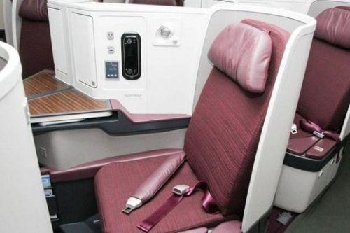 Hãng hàng không Thái không cho hành khách có vòng eo hơn 140 cm lên khoang thương gia - Ảnh 1