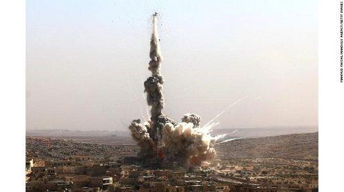 CNN: Khi Tổng thống Assad chiến thắng cũng là lúc Syria 'vỡ vụn' - Ảnh 1