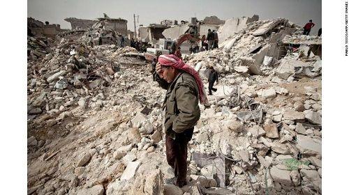CNN: Khi Tổng thống Assad chiến thắng cũng là lúc Syria 'vỡ vụn' - Ảnh 3