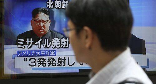 Nhật Bản nhờ Hàn Quốc tổ chức hội nghị thượng đỉnh với ông Kim Jong-un - Ảnh 1