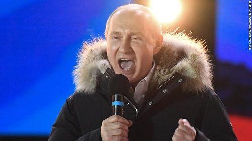 Báo nước ngoài đánh giá ông Putin là hiện thân của sức mạnh hồi sinh nước Nga - Ảnh 1