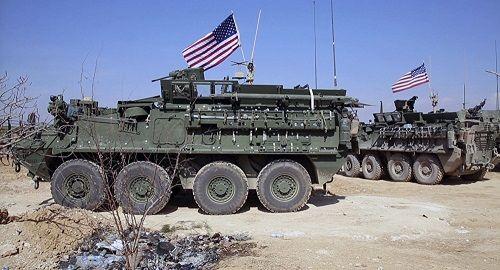 Mỹ triển khai thêm 600 lính tới 20 căn cứ quân sự ở Syria - Ảnh 1