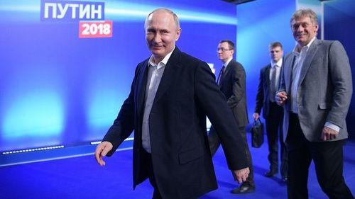 Tổng thống Putin đặt ra mục tiêu chính cho nhiệm kỳ mới - Ảnh 1
